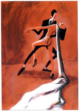 ibikus ples